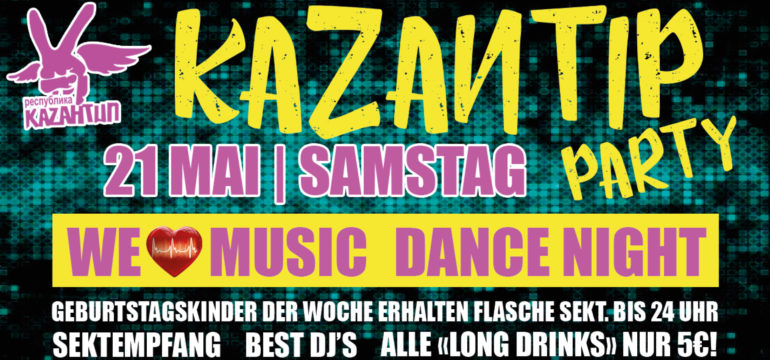 KAZANTIP PARTY