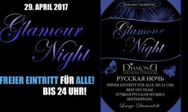 SA. 29.04.2017 – GLAMOUR NIGHT
