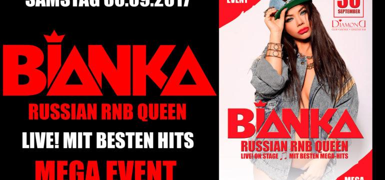 SA. 30.09.2017 – BIANKA | БЬЯНКА LIVE!