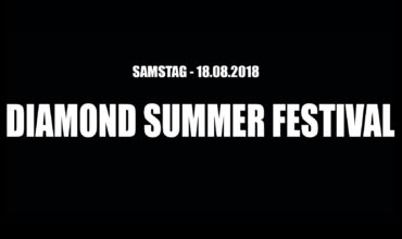 SA. 18.08.2018 –  DIAMOND SUMMER FESTIVAL