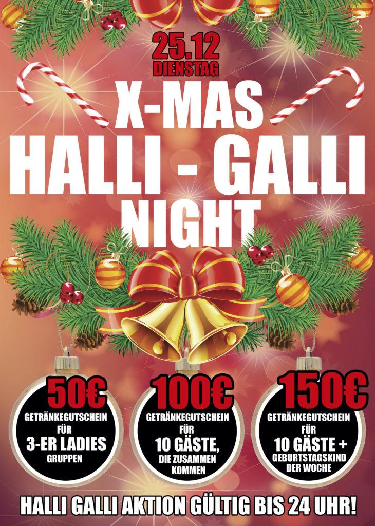 Halli galli wiesloch single party