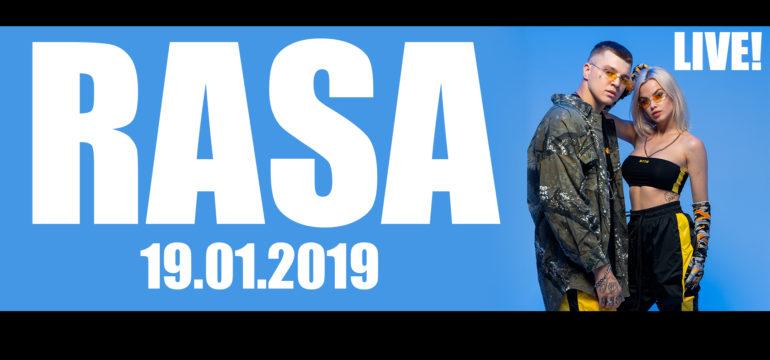 SA. 19.01.2019 – RASA LIVE!