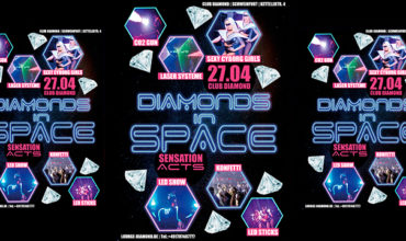 SA. 27.04.2019 – DIAMONDS IN SPACE SHOW