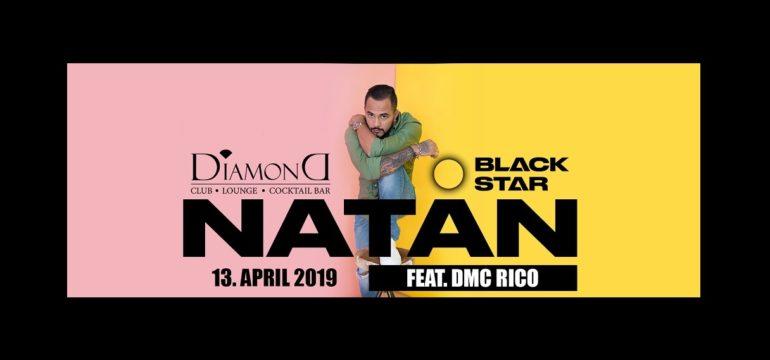 SA. 13.04.2019 – NATAN LIVE FEAT DMC RICO (MOSCOW)