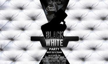 SA. 8.06.2019 –  BLACK & WHITE PARTY