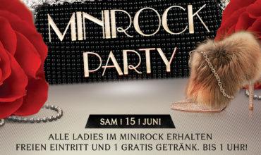 SA. 15.06.2019 –  MINIROCK PARTY