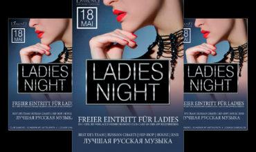 SA. 18.05.2019 – LADIES NIGHT