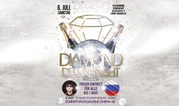 SA. 6.07.2019 – DIAMOND DELUXE NIGHT