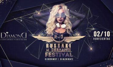 SA. 02.10.2019 – RUSSAKI W GERMANII FESTIVAL