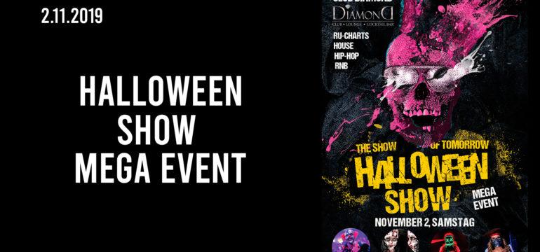SA. 02.11.2019 – HALLOWEEN SHOW