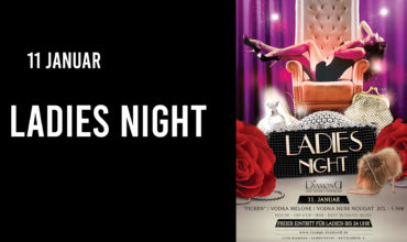 SA. 11.01.2020 – LADIES NIGHT