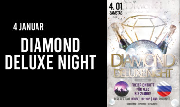 SA. 4.01.2020 –  DIAMOND DELUXE NIGHT